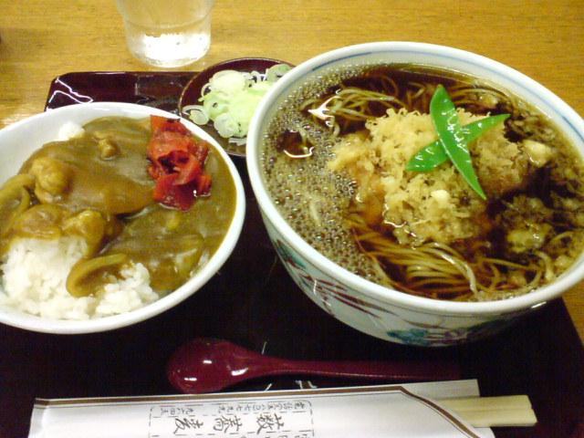 薮蕎麦 富国生命ビル店