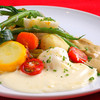 Rapporto - 料理写真:新鮮な旬のお野菜を使ったサラダなど人気メニュー多数★