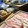 むすび - 料理写真:当店自慢の『味麗豚』のしゃぶしゃぶをどうぞ!〆は中華麺でさっぱり!お酒の品揃えも豊富です!