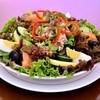 ブラッスリー ラ クラス - 料理写真:ボリューム満点の『ニース風サラダ』