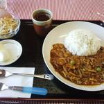 ロクログ - 料理写真:生野ハヤシライス