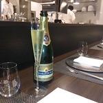 レストラン ラ・フロレゾン・ドゥ・タケウチ - ドリンク写真:シャルル・ド・ロワ・ブリュット