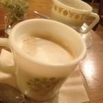 モダナークファームカフェ - たんぽぽオレ