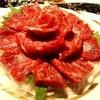薩摩 - 料理写真:熊本から究極の馬刺!