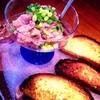 五賓館 - 料理写真:五賓館コース料理 『まぐろタルタル仕立て~フランスパン付~』