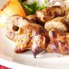 イスタンブール・サライ - 料理写真:【仔羊肉の炭焼き(ピラフ添え)】トルコ料理といえばやっぱりこれ!炭火で焼いた仔羊はめちゃ香ばしくって絶品です/ 1400円