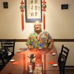 龍口酒家 - 2013.9 お誕生日席に座る大物ブロガーさん※掲載許諾済み