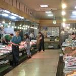 新南樽市場 - 西村鮮魚店です。