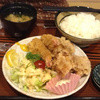 大野家 - 料理写真:ミックスフライ定食