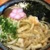 麺房てうち庵 - 料理写真:セットのうどん