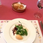 マルセル - 料理写真:前菜盛り合わせ