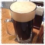 オーデン - 黒ビールにスイッチ!