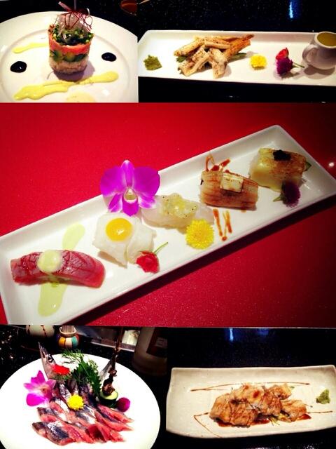 創作Dining Sushi きくち