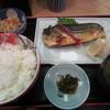振分 - 料理写真:鯖塩焼き定食¥650