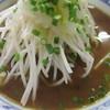 ニーランの石 - 料理写真:700えん みそ野菜そば 2013.8下旬