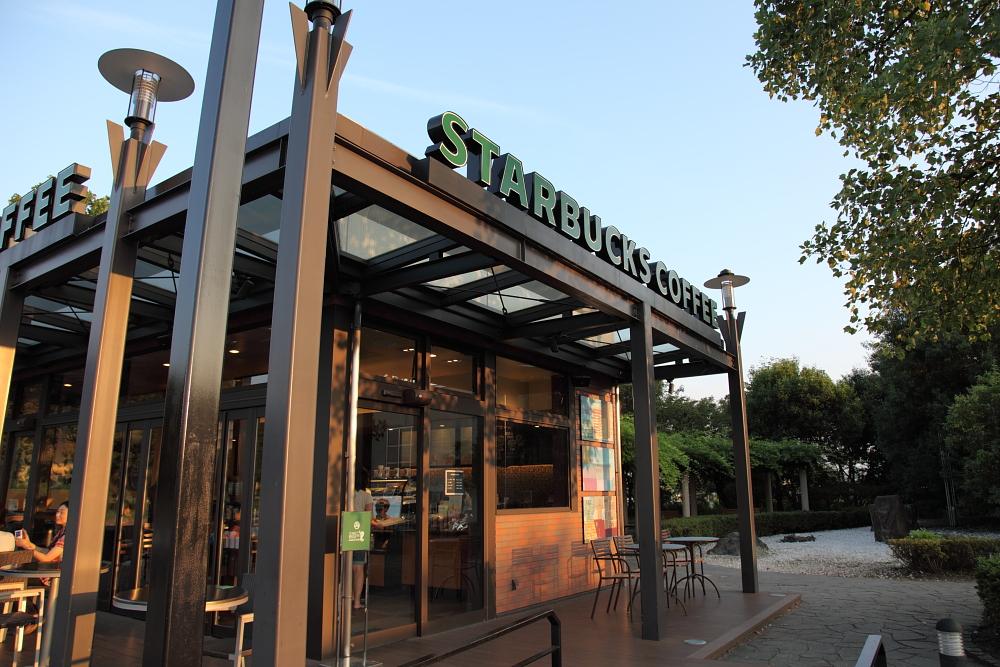 スターバックス・コーヒー 上里サービスエリア下り線店