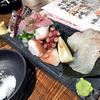 しゃべりバー酒場 ぱぐぱぐ - 料理写真:刺身3点盛り(当日は4点盛りでした)