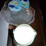 こいまり - シロップとミルク