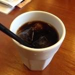 いけす料理 あき - ランチにつくコーヒー