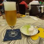 ロビン - チーズ&ノンアルコールビール