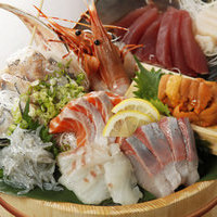 大漁盛り⇒980円(税抜)