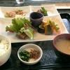山野草 - 料理写真:ある日の山野草ランチ