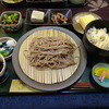 湖晴 - 料理写真:土日祝日限定ランチ1200円(湯葉丼付き)