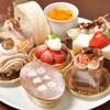 チッタ・グラーノ - 料理写真:パティシエのつくるケーキは種類いっぱい♪