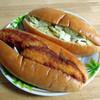 わくわく広場 - 料理写真:ぽてちパン140円とダブルコロッケパン150円