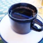 cafe 月とオリオン - 珈琲はネルソンさんの豆