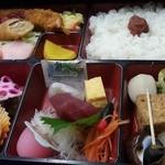はるみ寿司 - 料理写真:割子弁当 1050円