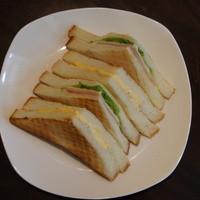 喫茶フェリーチェ - トーストサンド※フルタイムでご提供できます。