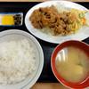 みづき食堂 - 料理写真:生姜焼き定食