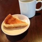 ガレージパーク - チーズケーキ