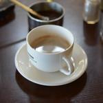 菅乃屋 - コーヒー