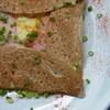のぎや - 料理写真:そば粉のガレット  コンプレッド