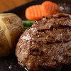 レストラン カミーノ - 料理写真:特製ハンバーグの【あら挽きステーキ】