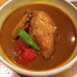 からげんき - ひな鶏カレー煮込み