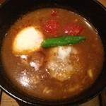 からげんき - 鶏つくねカレー煮込み