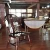 指物濱一 - 内観写真:この奥がカフェ