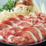 盛楽苑 - 料理写真:七沢自慢の一品【名物猪鍋】