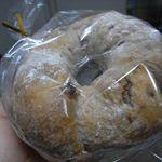 パン・ド・カンパーニュ - シナモン味くるみパン[250円]