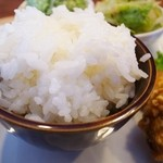 くるう食堂 - ごはん大盛り(13年9月ランチ)