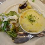 アリスの茶屋 - 前菜三種