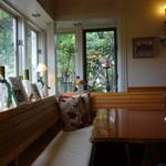 アリスの茶屋 - 店内