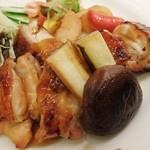 壱屋 - 若鶏のグリル照り焼ソース