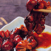 味十味 - 料理写真:とろみとコクが絶品。大きいがひとつが全部の味なので豪快にひとくちで。白子焼き