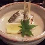 いちば鮮太郎 - カマス筒焼き