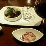 日比谷Bar DINING - オリーブ、ワイン