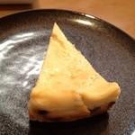 さわん - 手作りチーズケーキ 300円